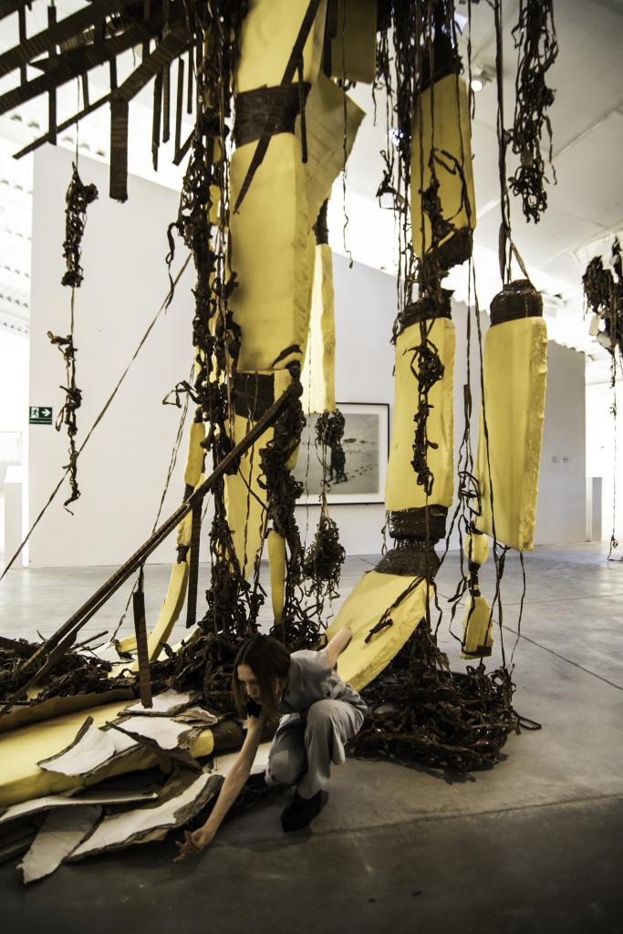 Museo Pecci, La fine del mondo, Eloisa Reverie Vezzosi