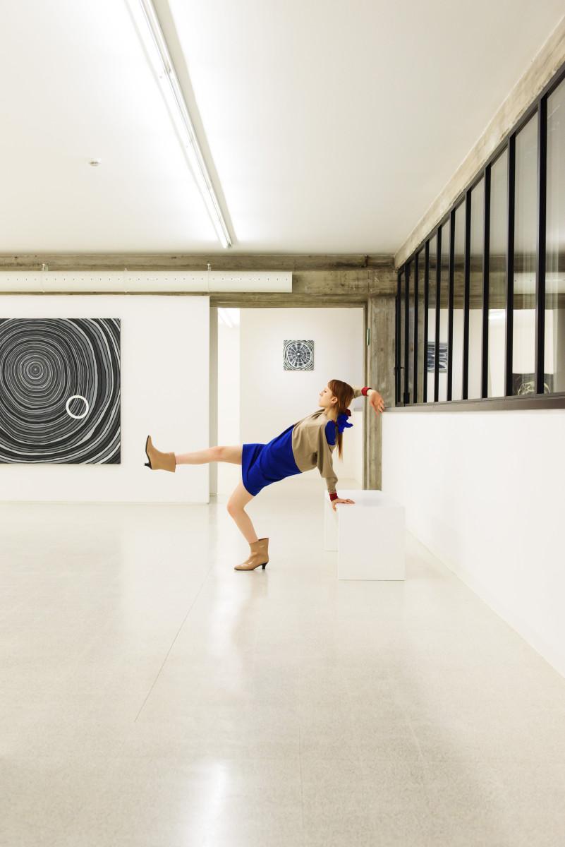 Eloisa Reverie Vezzosi, Collezione Maramotti, Geometria figurativa
